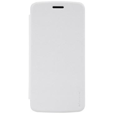 Motorola Moto Z Play Kotelo Nillkin Sparkle Valkoinen