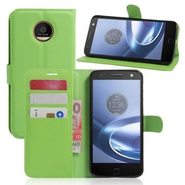 Motorola Moto Z Play Suojakotelo Vihreä