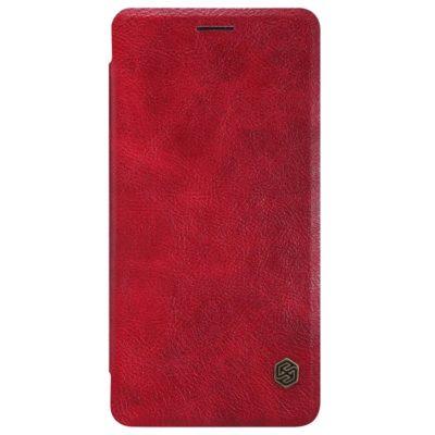 OnePlus 3 / 3T Suojakotelo Nillkin Qin Punainen