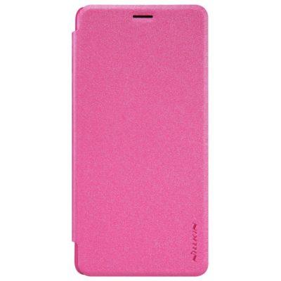OnePlus 3 / 3T Suojakotelo Nillkin Sparkle Pinkki