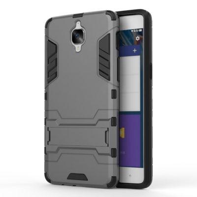 OnePlus 3 / 3T Suojakuori 2-osainen Harmaa