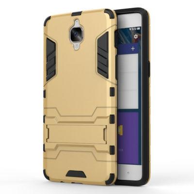 OnePlus 3 / 3T Suojakuori 2-osainen Kulta