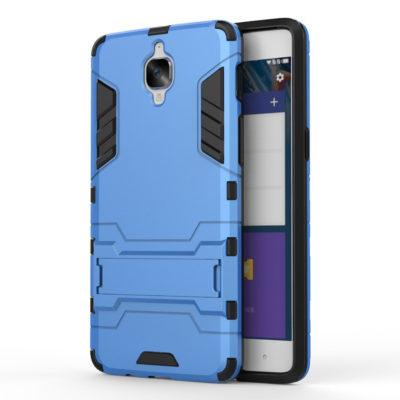 OnePlus 3 / 3T Suojakuori 2-osainen Sininen