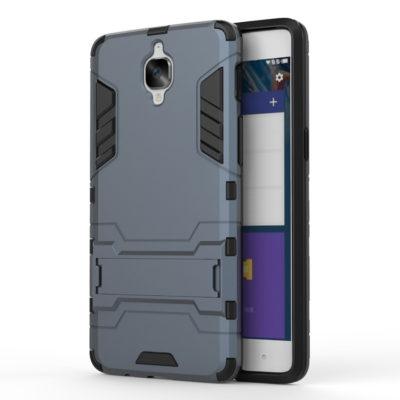 OnePlus 3 / 3T Suojakuori 2-osainen Tummansininen