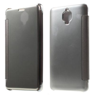 OnePlus 3 / 3T Suojakuori Peilipinta Hopea