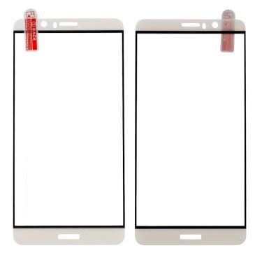 Huawei Mate 9 Täysin Peittävä Suojalasi Valkoinen