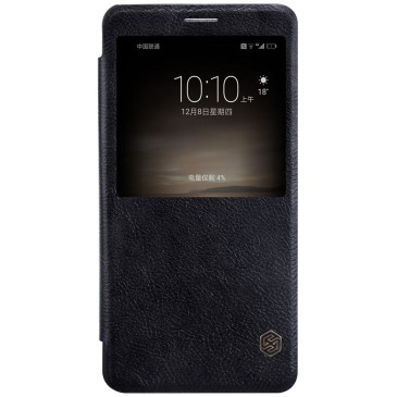 Huawei Mate 9 Suojakotelo Nillkin Qin Musta
