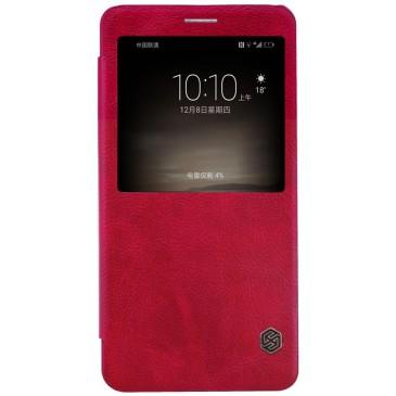 Huawei Mate 9 Suojakotelo Nillkin Qin Punainen