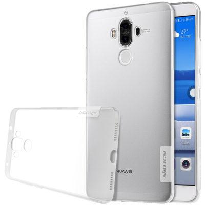Huawei Mate 9 Suojakuori Nillkin Nature Läpinäkyvä