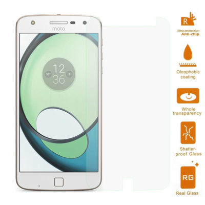 Motorola Moto Z Play Näytön Suojalasi 0,3mm
