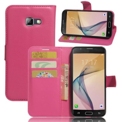 Samsung Galaxy A5 (2017) Lompakkokotelo Pinkki
