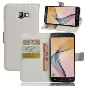 Samsung Galaxy A5 (2017) Lompakkokotelo Valkoinen
