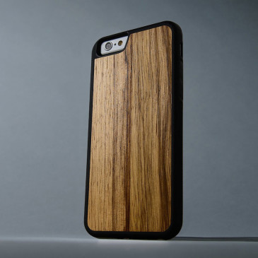 Apple iPhone 6 / 6S Suojakuori Carved Black Limba