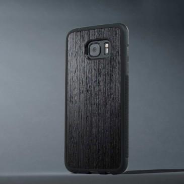 Samsung Galaxy S7 Edge Suojakuori Carved Ebony