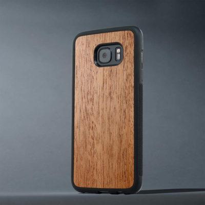 Samsung Galaxy S7 Edge Suojakuori Carved Mahonki