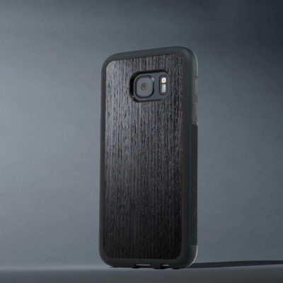 Samsung Galaxy S7 Suojakuori Carved Ebony
