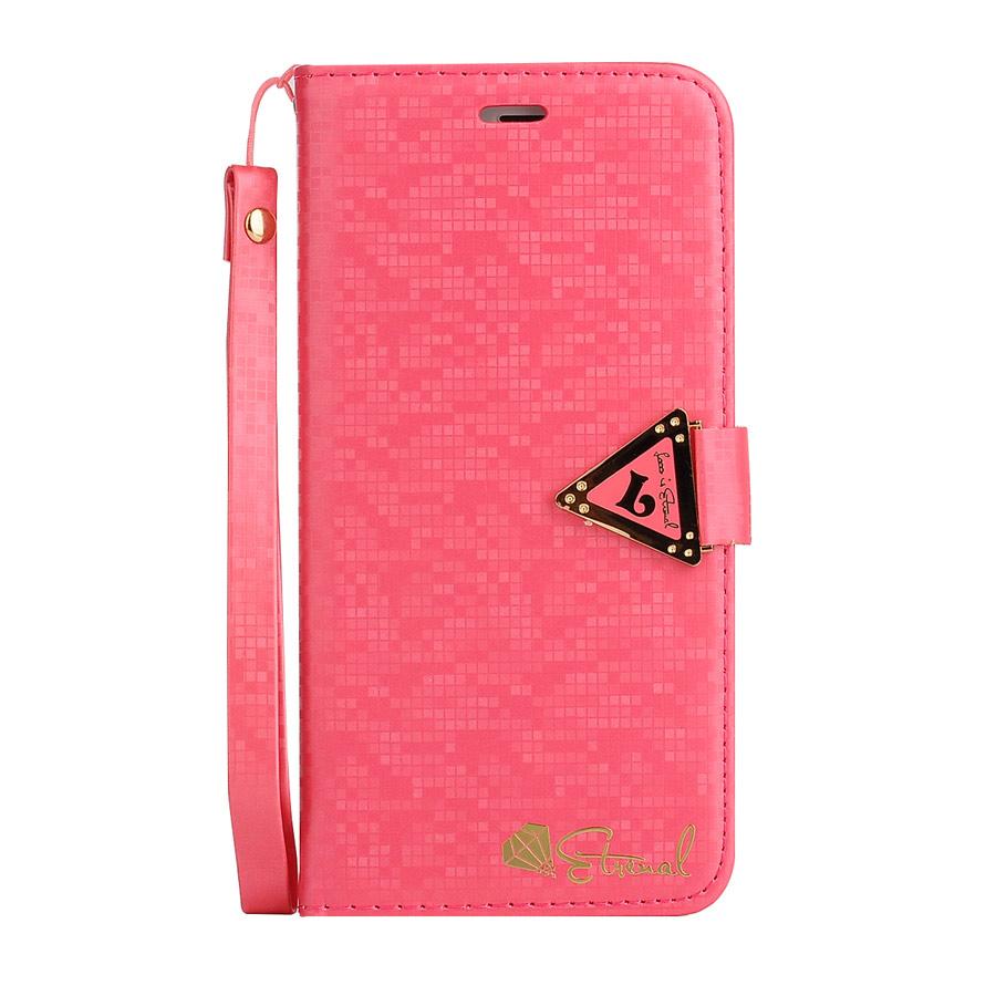 Apple iPhone 7 Plus Suojakotelo Leiers Pinkki