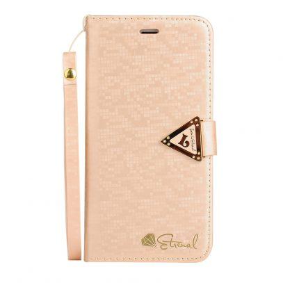 Apple iPhone 7 Plus Suojakotelo Leiers Vaaleanpunainen