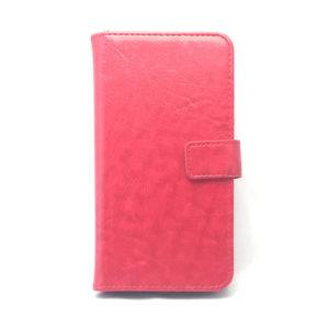 Huawei Honor 8 Lite Lompakkokotelo Punainen