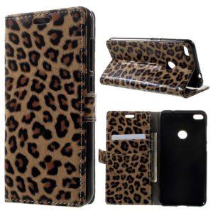 Huawei Honor 8 Lite Suojakotelo Leopardi