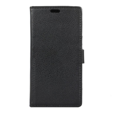 Lenovo K6 Note Suojakotelo Musta Lompakko