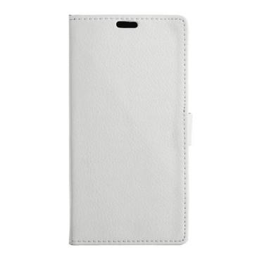 Lenovo K6 Note Suojakotelo Valkoinen Lompakko
