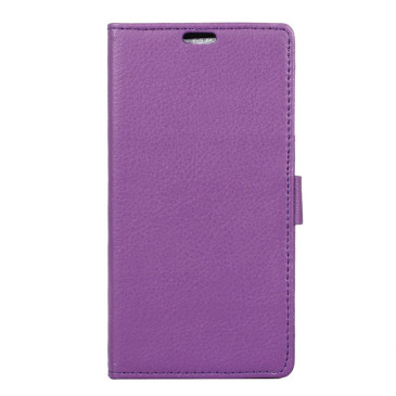 Lenovo K6 Note Suojakotelo Violetti Lompakko
