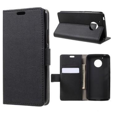 Lenovo Moto G5 Kotelo Musta Lompakko