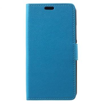 Lenovo Moto G5 Kotelo Sininen Lompakko