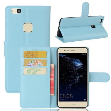 Huawei P10 Lite Kotelo Sininen Lompakko