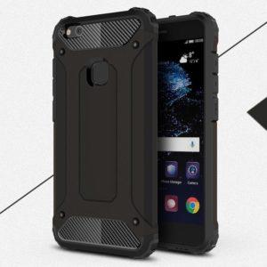 Huawei P10 Lite Suojakuori 2-osainen Musta