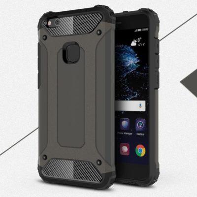Huawei P10 Lite Suojakuori 2-osainen Pronssi