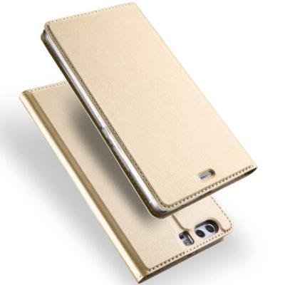 Huawei P10 Plus Kotelo Dux Ducis Kulta