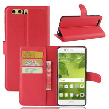 Huawei P10 Plus Suojakotelo Punainen