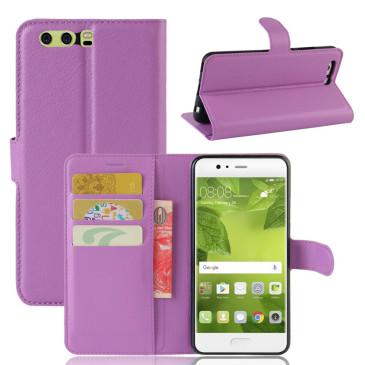 Huawei P10 Plus Suojakotelo Violetti