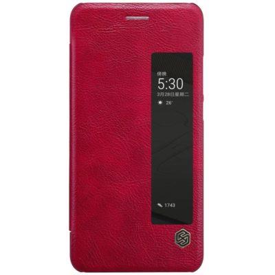 Huawei P10 Suojakotelo Nillkin Qin Punainen