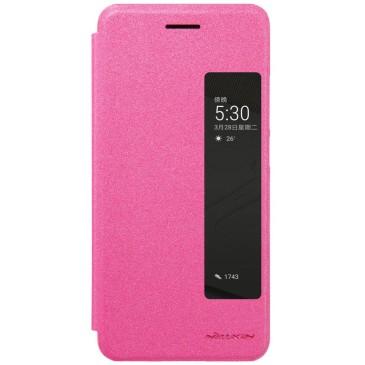 Huawei P10 Suojakuori Nillkin Sparkle Pinkki