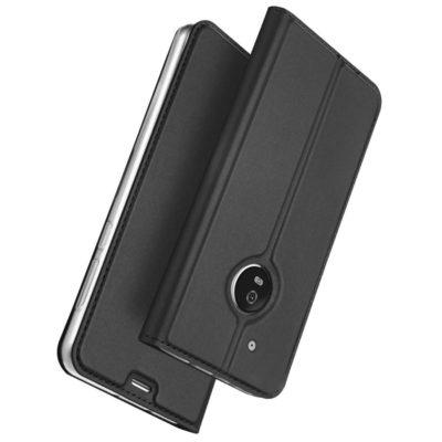 Lenovo Moto G5 Plus Suojakotelo Musta
