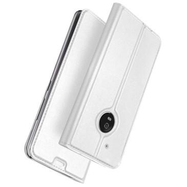 Lenovo Moto G5 Plus Suojakotelo Valkoinen