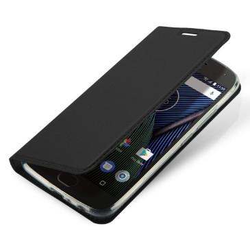 Lenovo Moto G5 Suojakotelo Musta