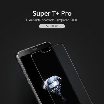 LG G6 Näytön Suojalasi Nillkin Super T+