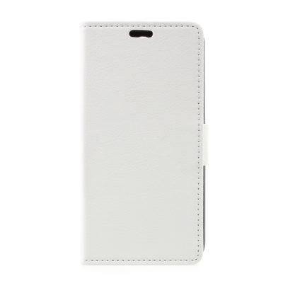 LG K4 (2017) Lompakko Suojakotelo Valkoinen