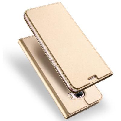 Samsung Galaxy A3 (2017) Kotelo Dux Ducis Kulta