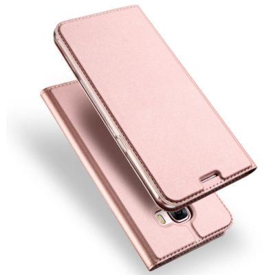 Samsung Galaxy A3 (2017) Kotelo Dux Ducis Ruusukulta