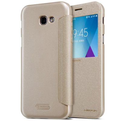 Samsung Galaxy A5 (2017) Suojakuori Nillkin Kulta