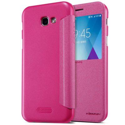 Samsung Galaxy A5 (2017) Suojakuori Nillkin Pinkki