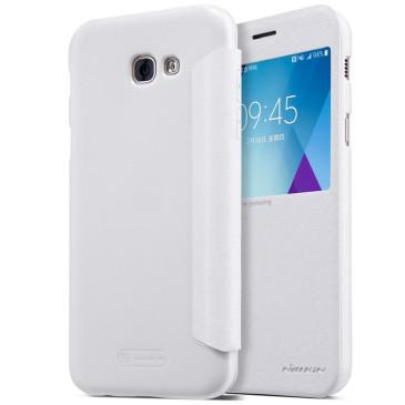 Samsung Galaxy A5 (2017) Suojakuori Nillkin Valkoinen
