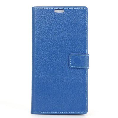 Samsung Galaxy S8 Nahkakotelo Sininen
