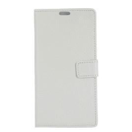 Samsung Galaxy S8 Nahkakotelo Valkoinen