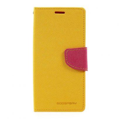 Samsung Galaxy S8 Suojakotelo Fancy Keltainen